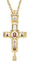 Крест наперсный №44