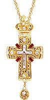 Крест наперсный №107