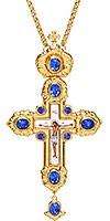 Крест наперсный №128