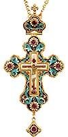 Крест наперсный №33