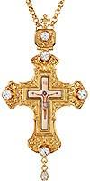Крест наперсный №59b