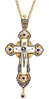 Крест наперсный №85