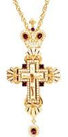 Крест наперсный №127