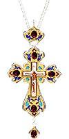 Крест наперсный №162