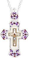 Крест наперсный №173a