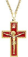Крест наперсный №2