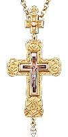 Крест наперсный №135