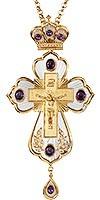 Крест наперсный №1070