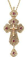 Крест наперсный №3