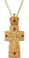 Крест наперсный №3a