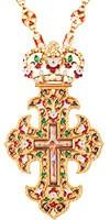 Крест наперсный №190