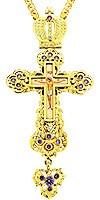 Крест наперсный - A6 (с цепью)