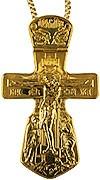 Крест наперсный - A22 (с цепью)