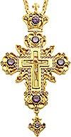 Крест наперсный - A24 (с цепью)