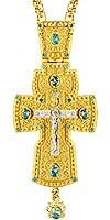 Крест наперсный - A58 (с цепью)