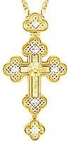Крест наперсный - A71 (с цепью)