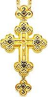 Крест наперсный - A71-2 (с цепью)