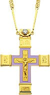 Крест наперсный - A73 (без цепи)
