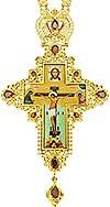 Крест наперсный - A78 (с цепью)