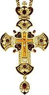 Крест наперсный - А84 (с цепью)