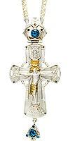 Крест наперсный - A89 (с цепью)