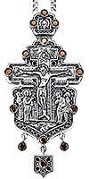 Крест наперсный ювелирный - А92