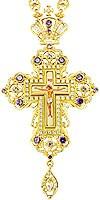 Крест наперсный - А93 (с цепью)