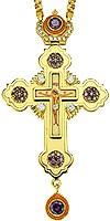 Крест наперсный - A96 (с цепью)