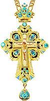 Крест наперсный - A98-1 (с цепью)