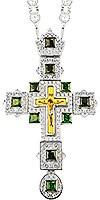 Крест наперсный - A99L (с цепью)
