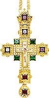 Крест наперсный - A99 (с цепью)