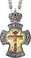 Крест наперсный ювелирный - A101