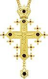 Крест наперсный - А102 (с цепью)