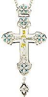 Крест наперсный - A104L (с цепью)