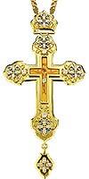 Крест наперсный - A104LP (с цепью)