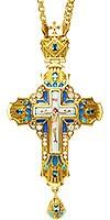 Крест наперсный - A106 (с цепью A1)