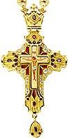 Крест наперсный - A106 (с цепью)