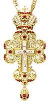 Крест наперсный - A117 (с цепью A1)