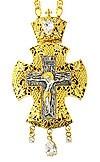 Крест наперсный ювелирный - A120