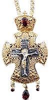 Крест наперсный ювелирный №120
