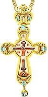 Крест наперсный - А121 (с цепью)
