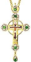 Крест наперсный - A124 (с цепью)