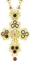 Крест наперсный - A126LP-62 (с цепью)