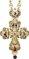 Крест наперсный ювелирный - A127