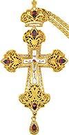 Крест наперсный с цепью №0130