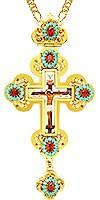 Крест наперсный - A132 (с цепью)