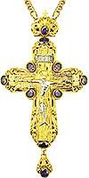 Крест наперсный - A134LP (с цепью)