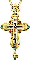 Крест наперсный - A134 (с цепью)