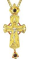 Крест наперсный - A136 (с цепью A1)