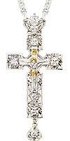 Крест наперсный - A142L (с цепью)